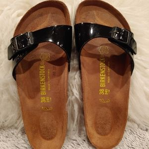 Birkenstock Madrid Like New